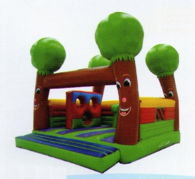 castillo hinchable para animaciones infantiles