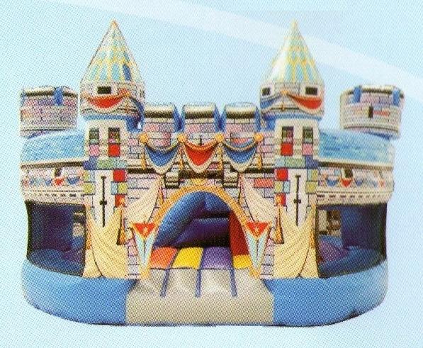 castillo hinchable para fiesta de cumpleaños